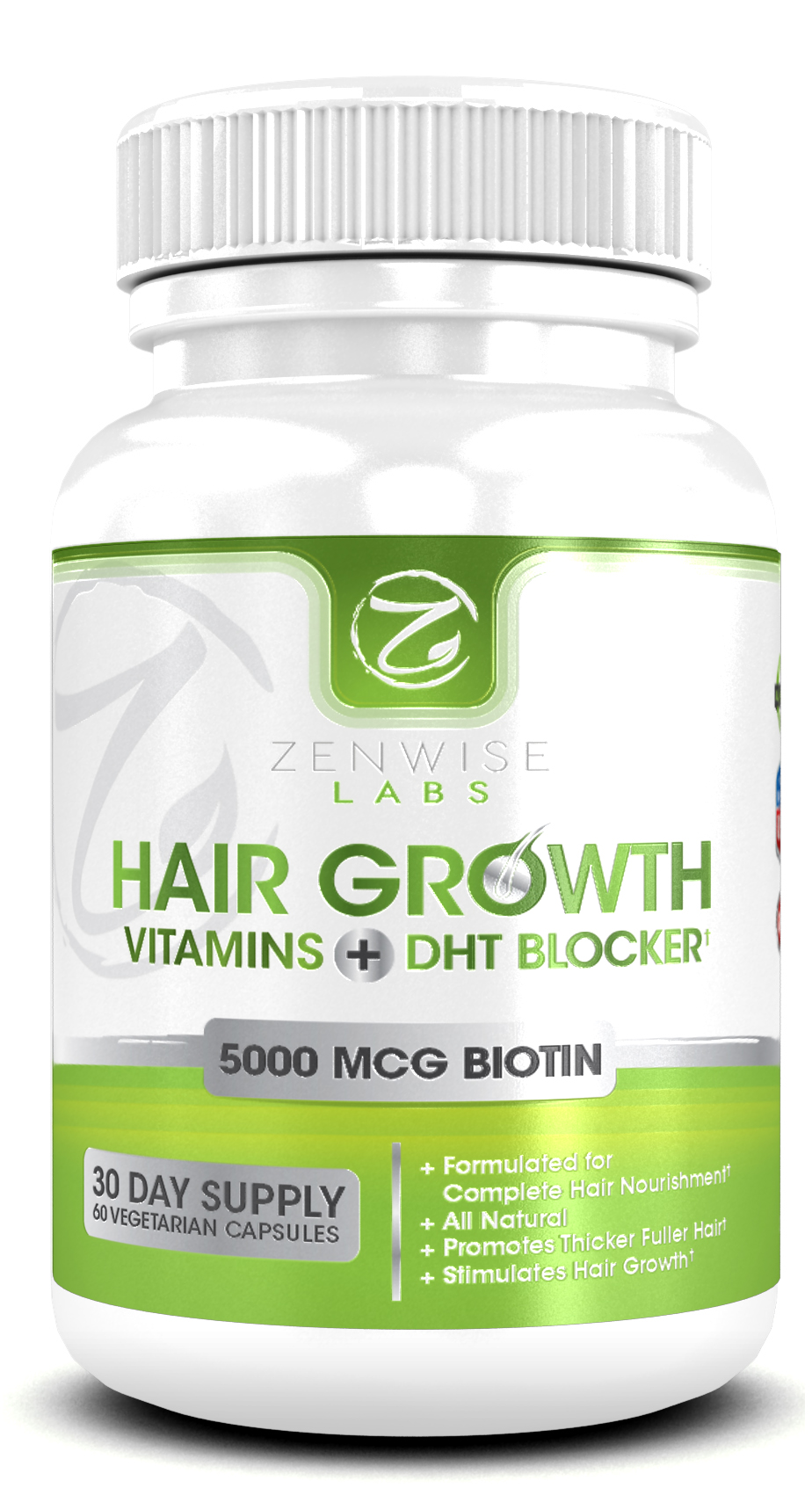 Cassandra M S Place Hair Growth Vitamins Plus Dht Blocker