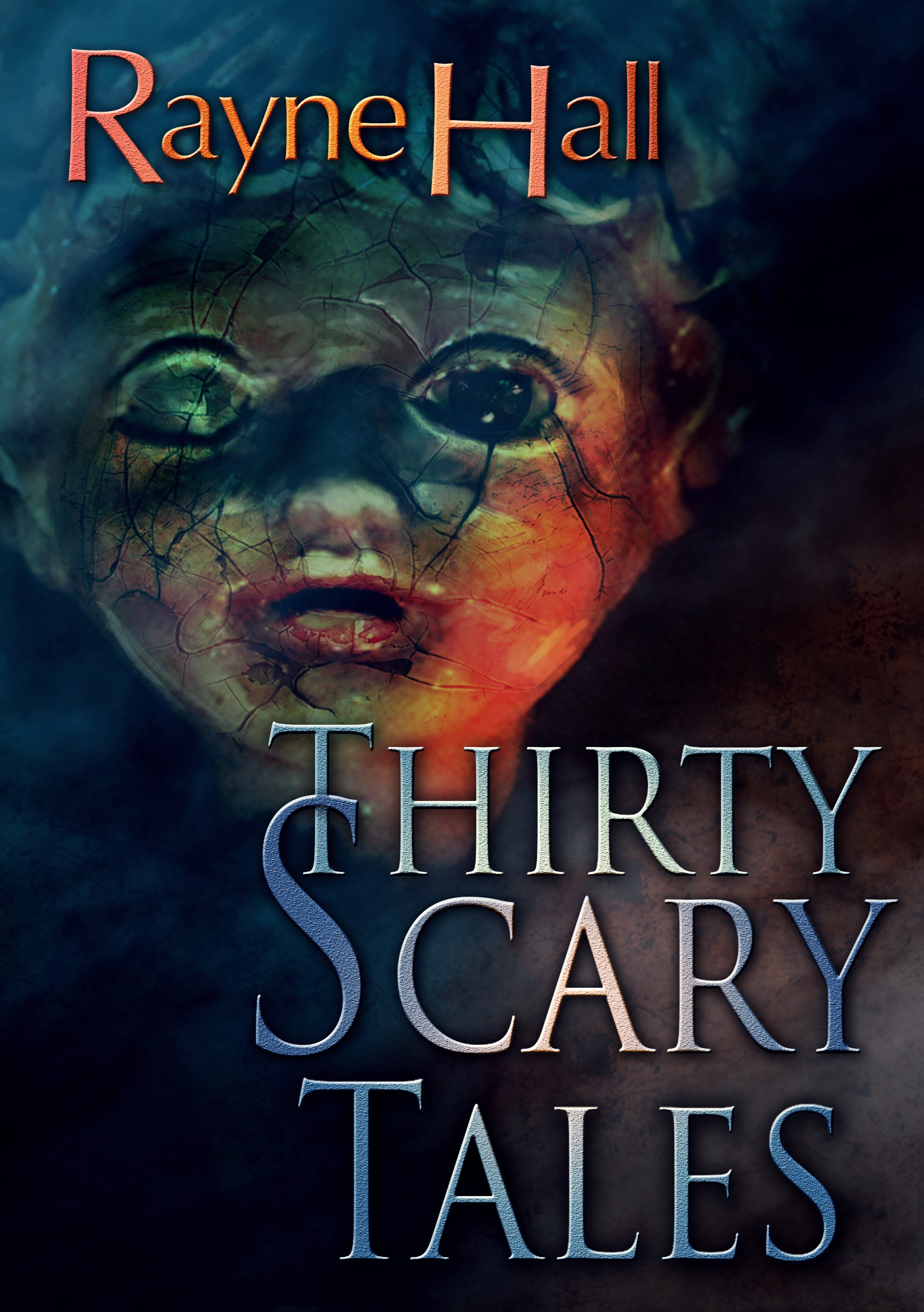 Book Review: Thirty Scary Tales by Rayne Hall