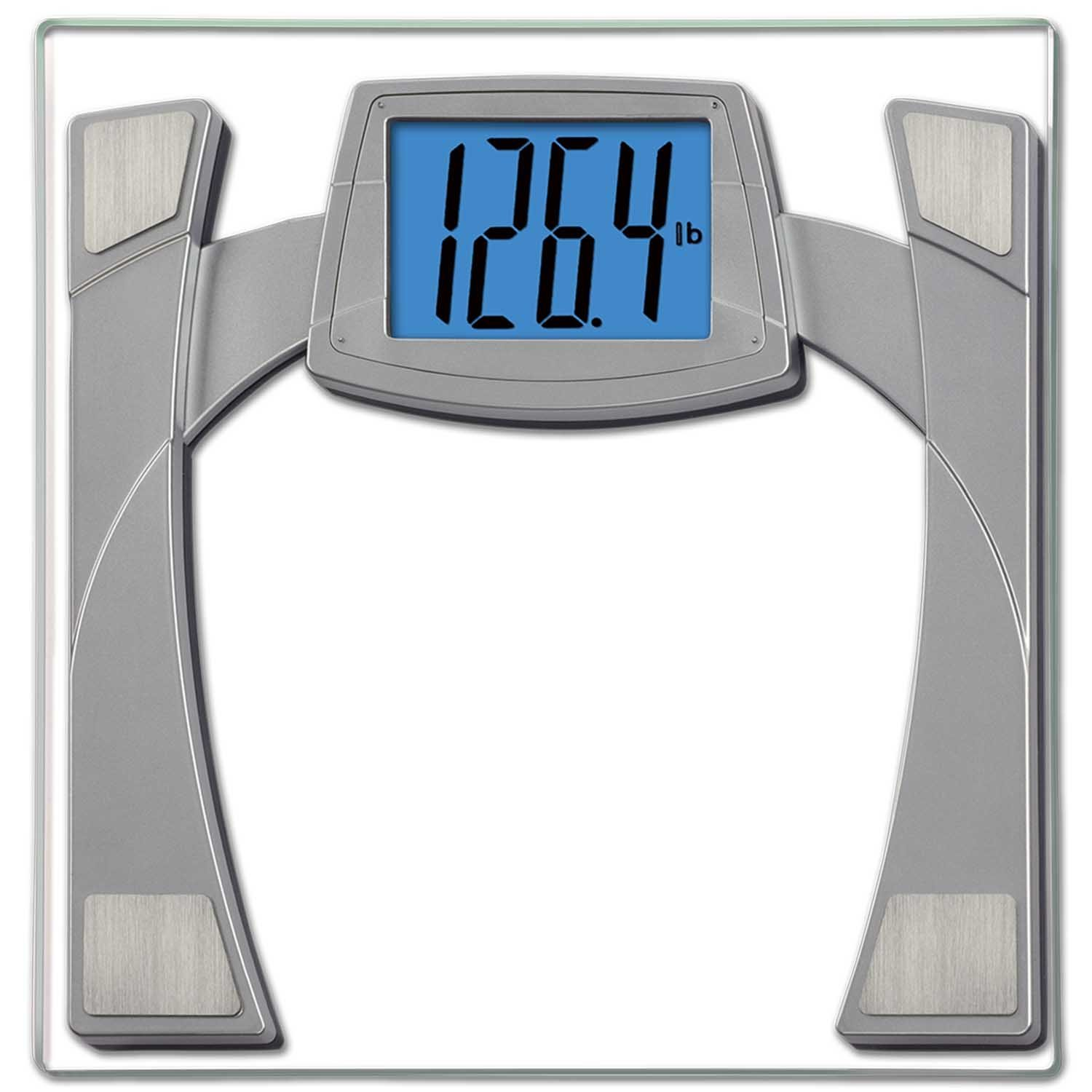 Most Accurate Bathroom Scale 2014: Here We Go Again, Ready?: EatSmart Precision MaxView