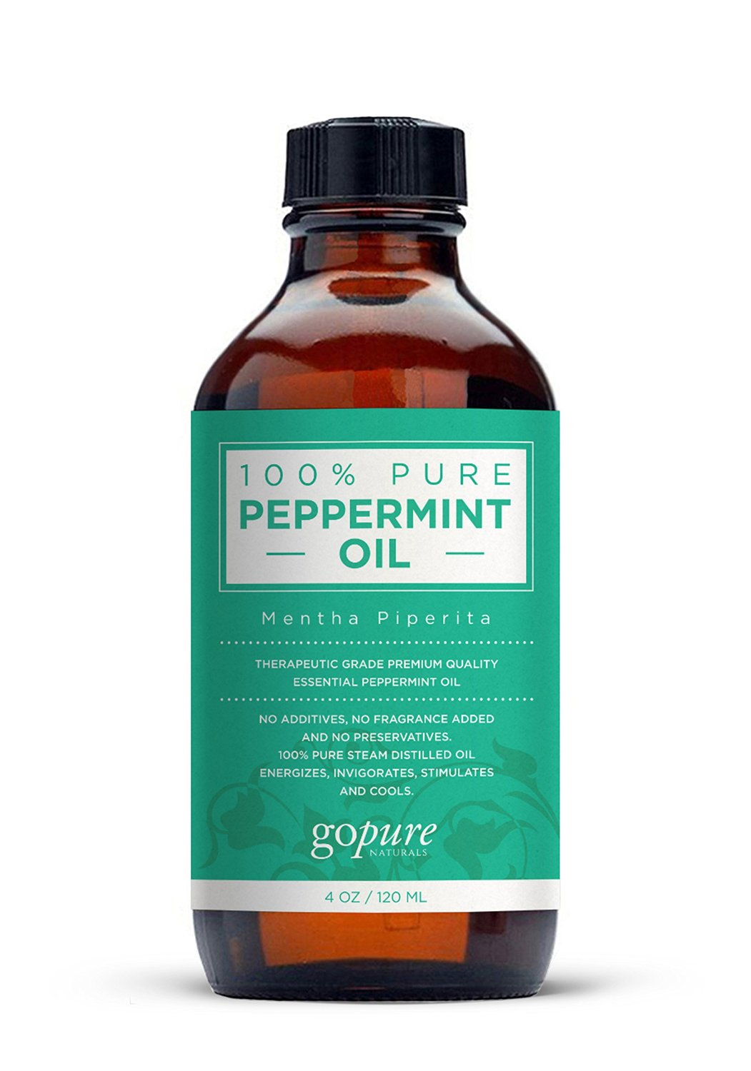 Pure Body Naturals Peppermint Oil