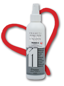 WIN a FREE bottle of FRAMESI COLOR LOVER #PRIMER11