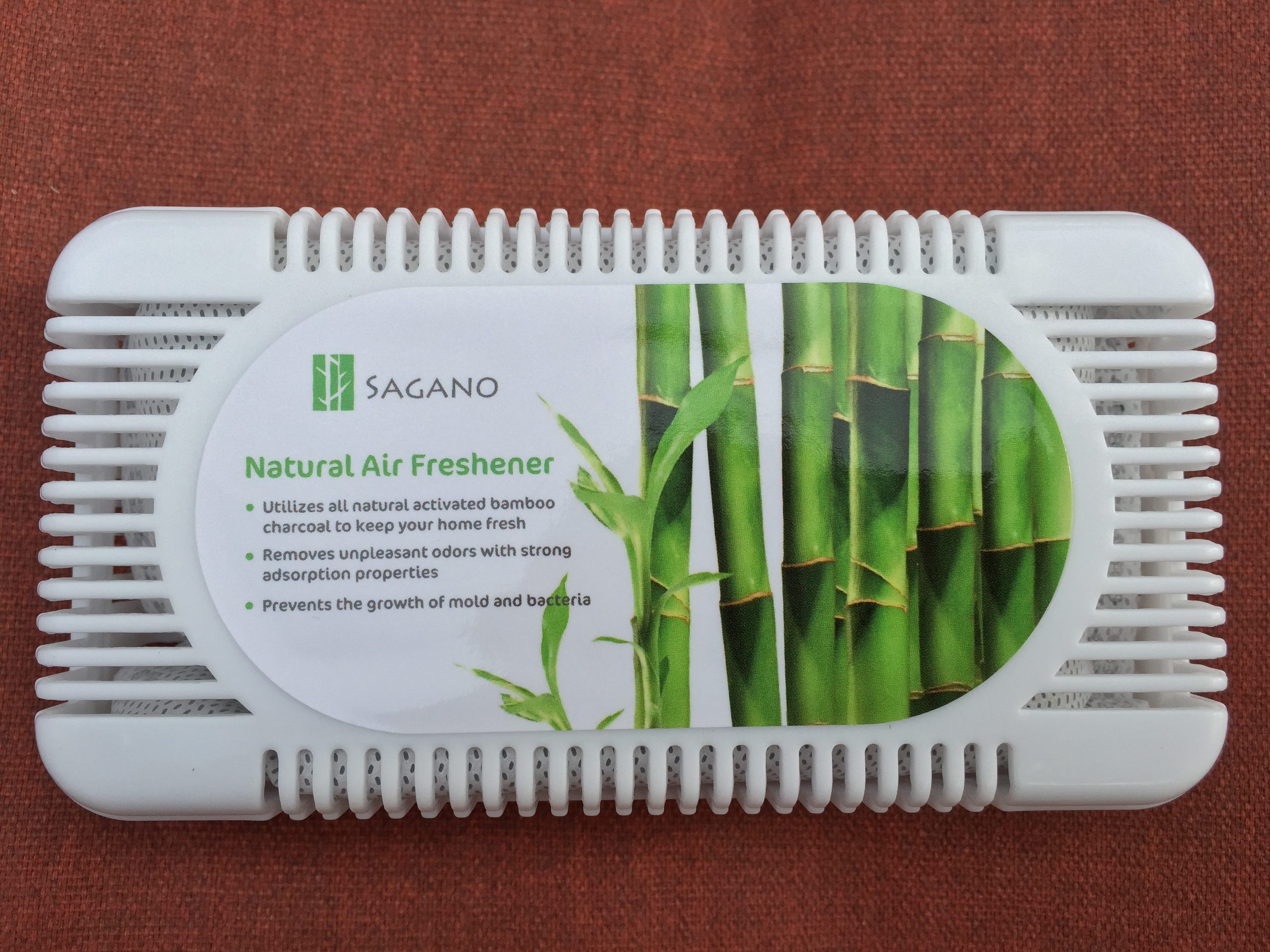 Natural and Powerful Refrigerator Deodorizer #saganofresh