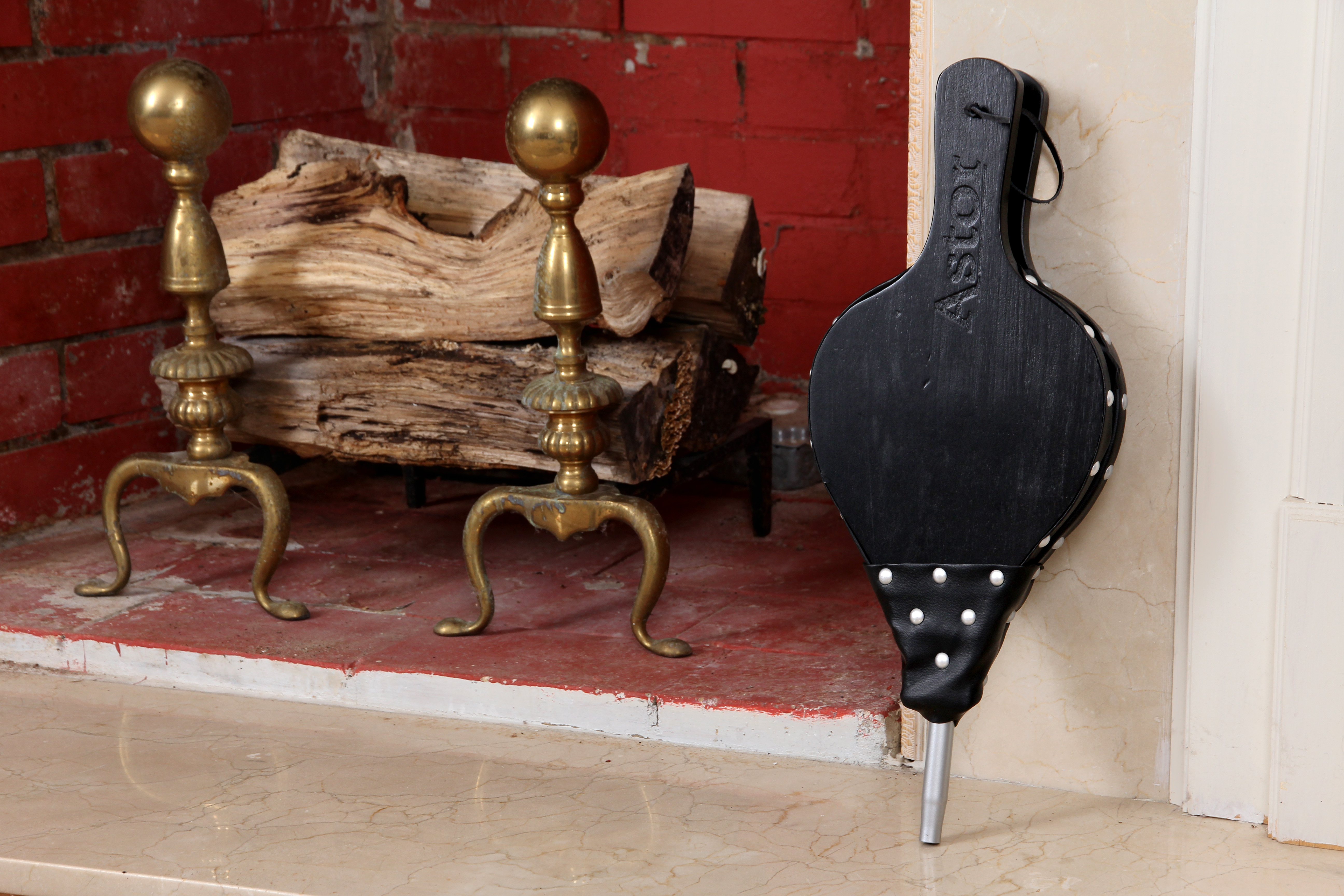 a lucky ladybug epica bellows and fireplace tongs review