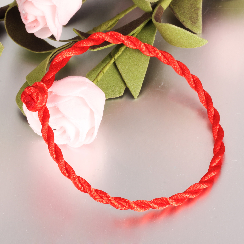 kabbalah red string instructions