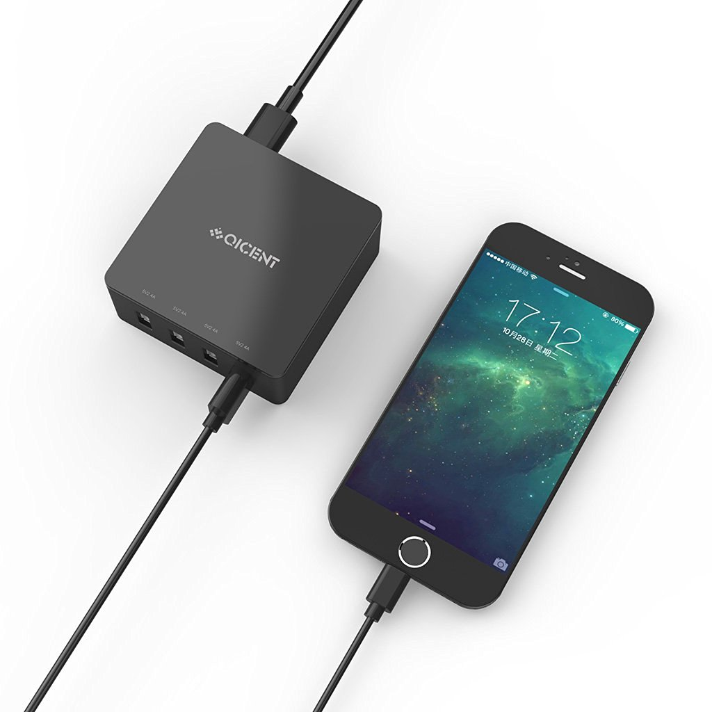 view product port travel wall charger