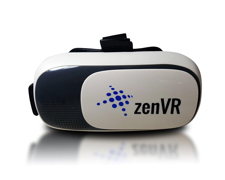 zenvr 2 0 vr headset virtual reality 3d glasses. Black Bedroom Furniture Sets. Home Design Ideas