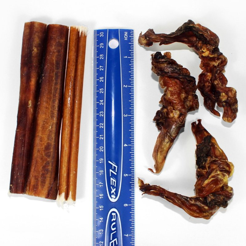 november bully sticks made in the usa 1 per pack of 6. Black Bedroom Furniture Sets. Home Design Ideas