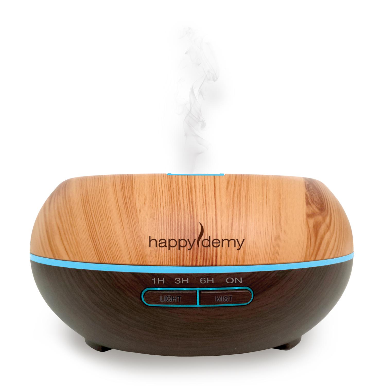 Essential Oil Ultrasonic Diffuser Humidifier