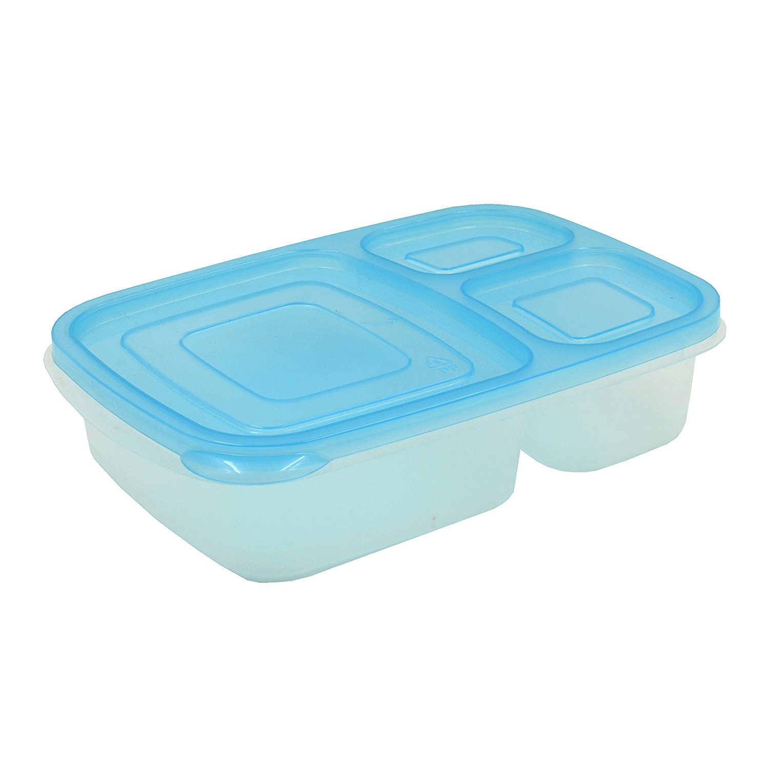 bento lunch box containers set of 3. Black Bedroom Furniture Sets. Home Design Ideas