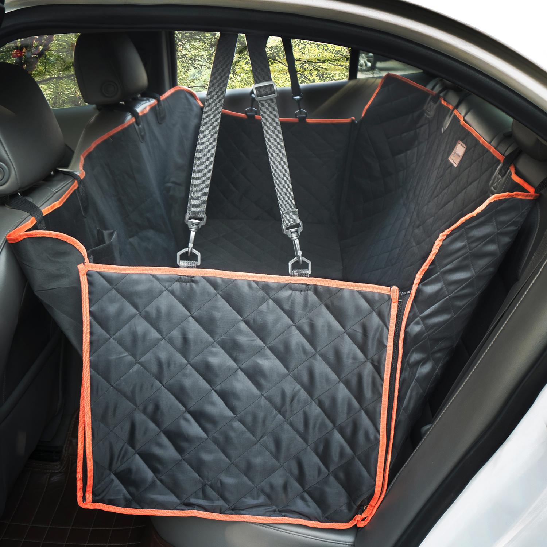 lantoo dog seat cover car hammock. Black Bedroom Furniture Sets. Home Design Ideas