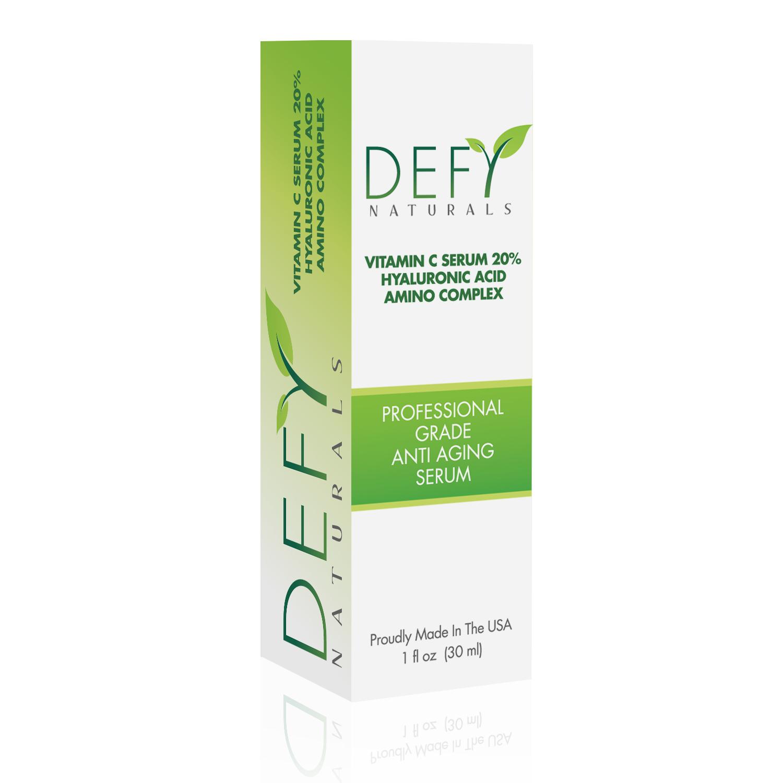 Vitamin C Serum by Defy Naturals