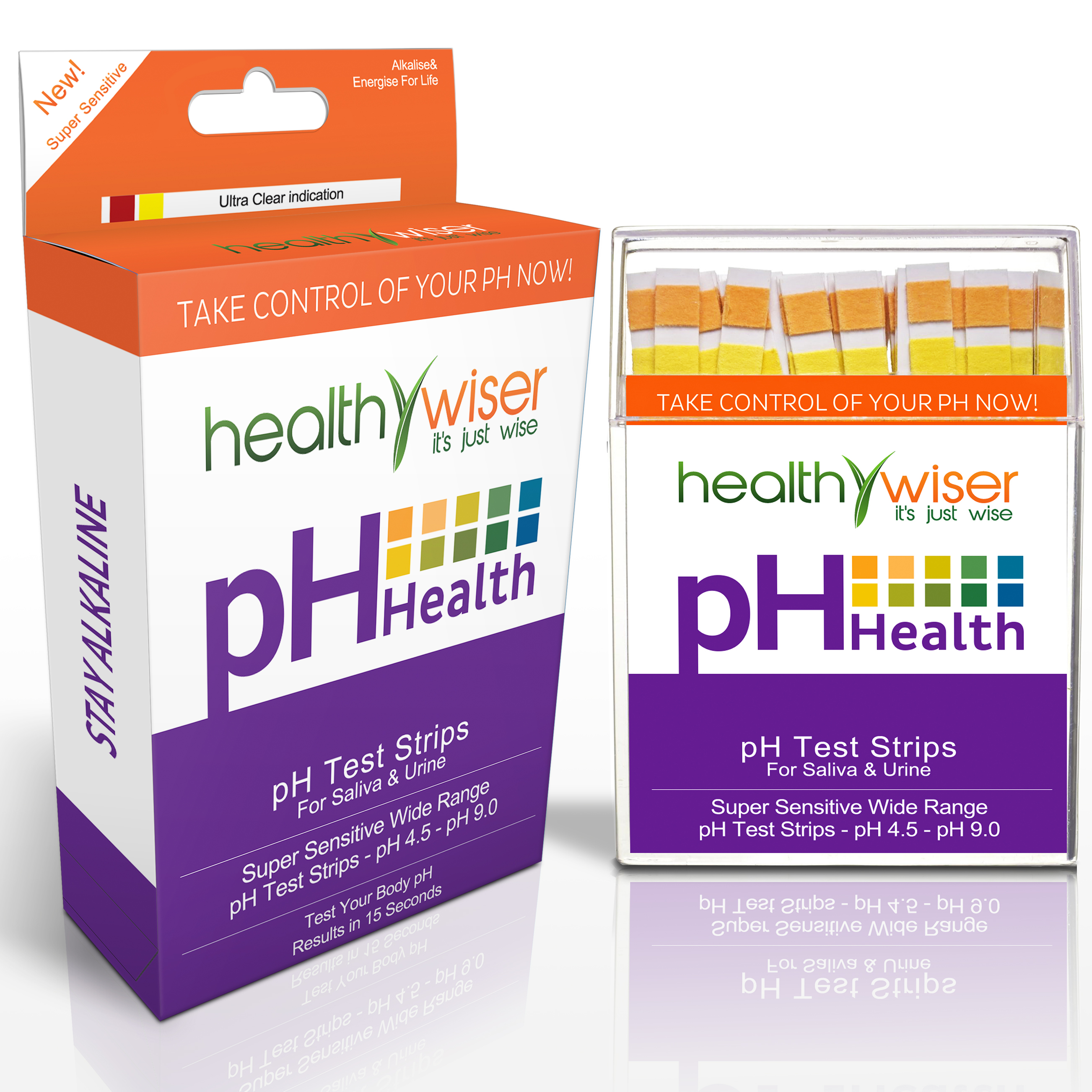 Healthywiser ph test strips review giveaway healthy wiser simply put ph is a measurement of your bodys electrical balance and helps to regulate several bodily functions if your ph varies too much its nvjuhfo Images