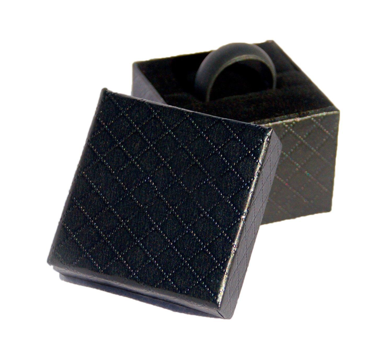 Carewares slim silicone wedding ring box for Slim engagement ring box