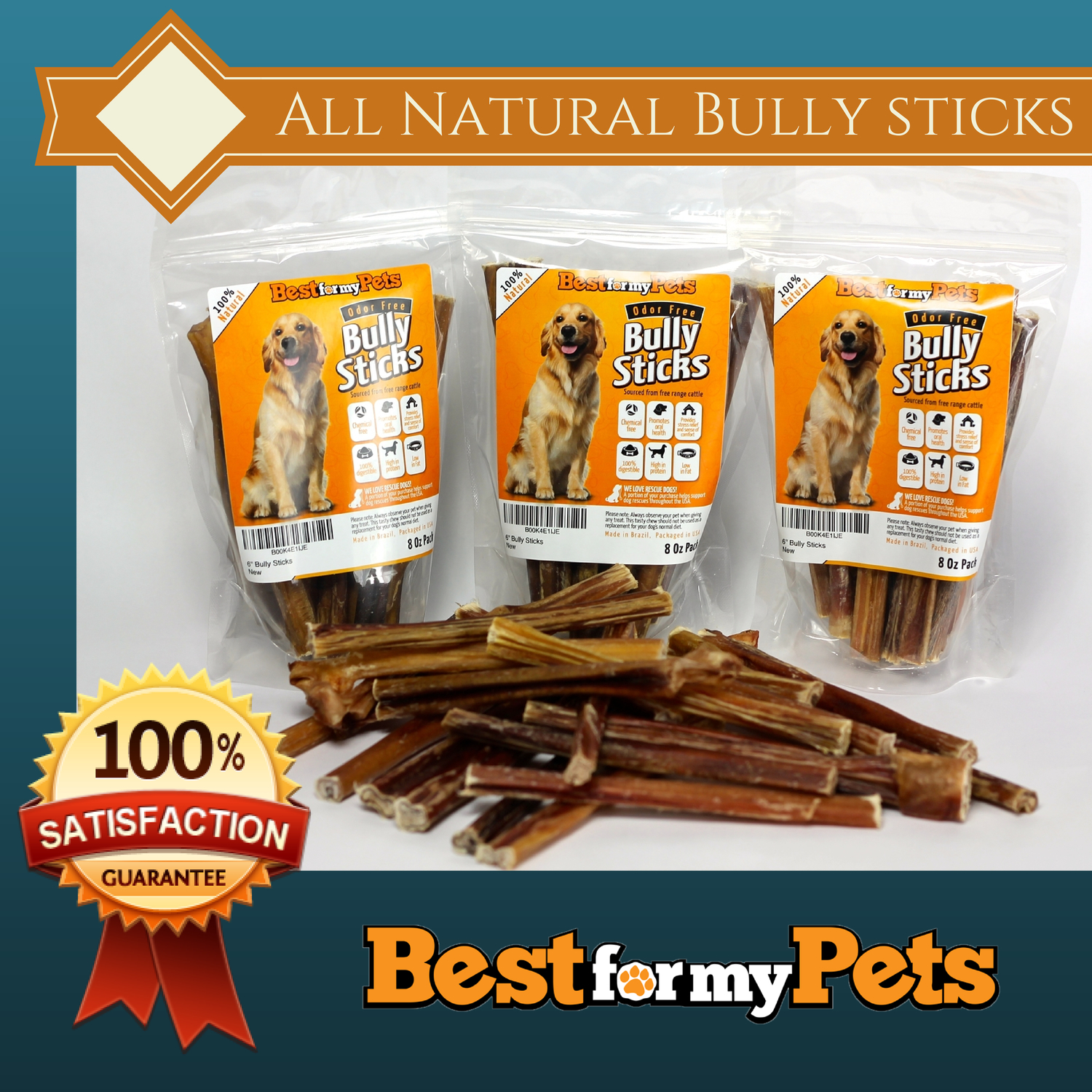 best natural bully sticks promo review. Black Bedroom Furniture Sets. Home Design Ideas