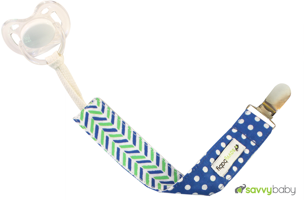 Pacifier Clips that Really Work! #savvybaby