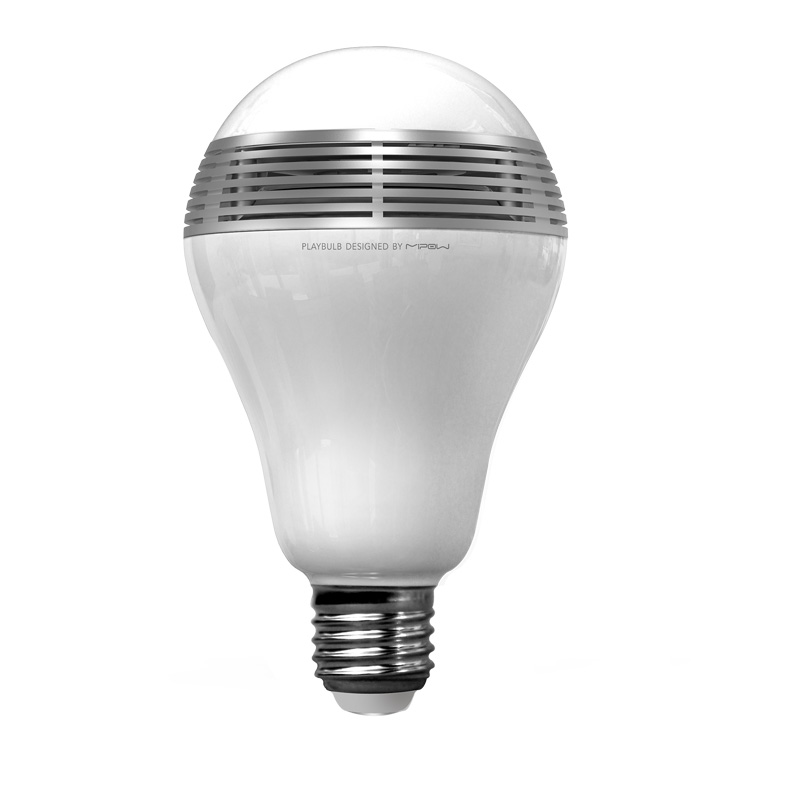 playbulb bluetooth smart led speaker light bulb review