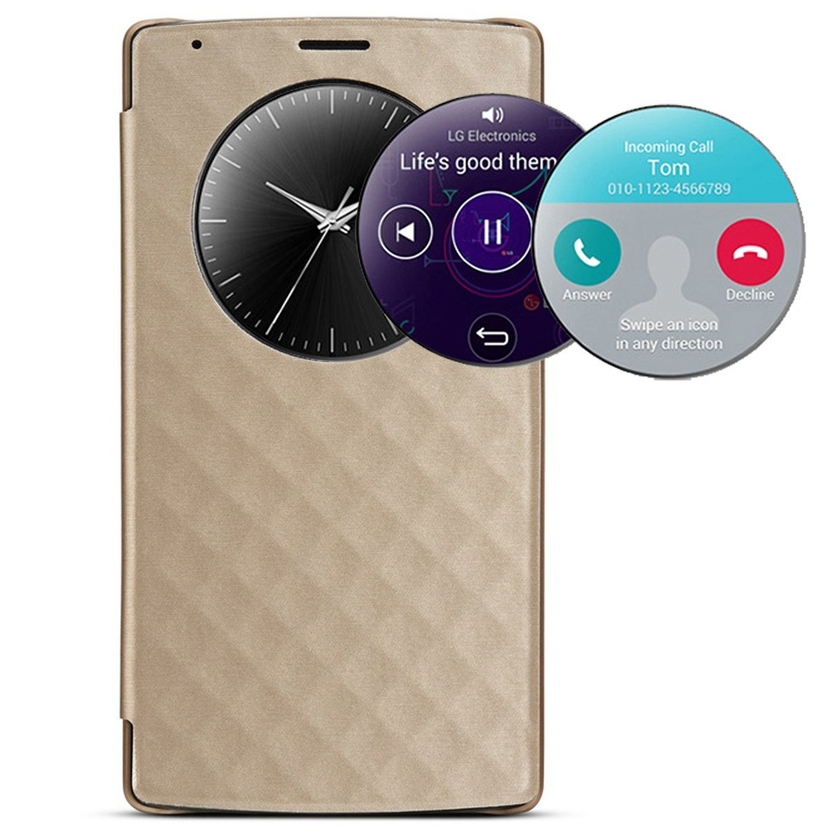 LG G4 Wireless Charging Receiver Case #G4WCR