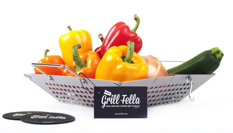 GrillFella BBQ Wok