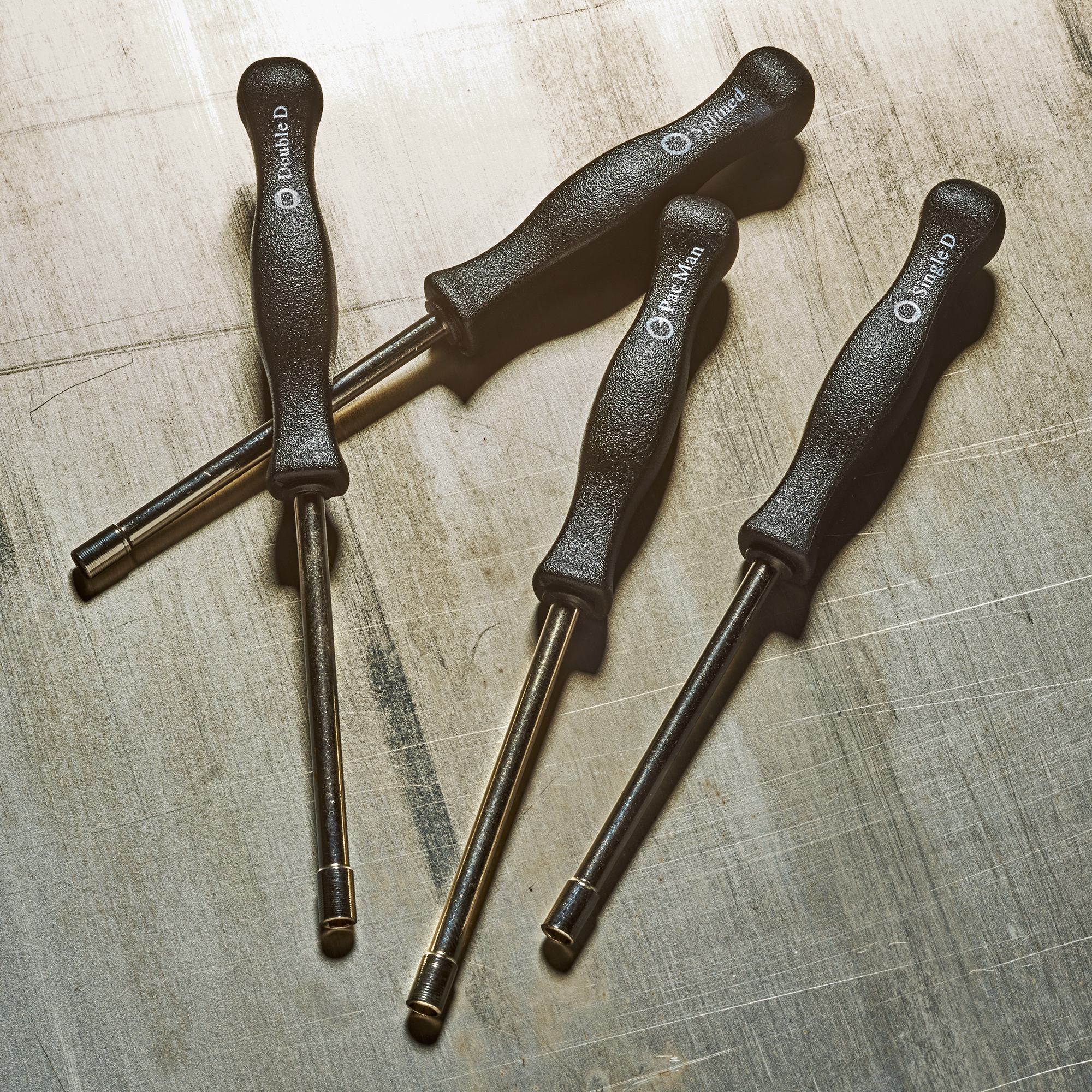 Screwdriver Set for small 2 cycle engines #rumrivertool