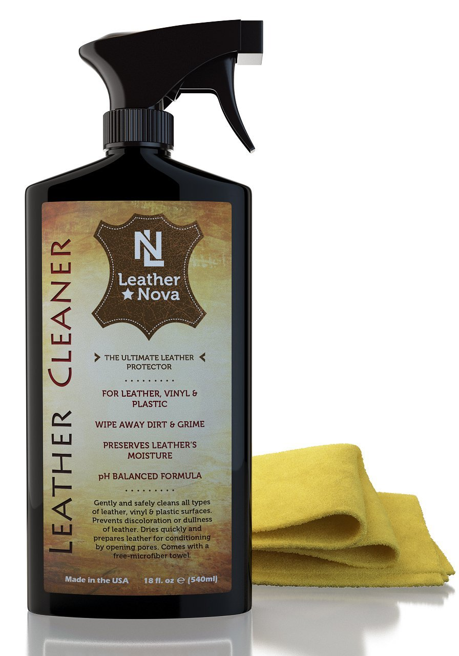 gloria 39 s bits and pieces leather nova cleaner leathernova review. Black Bedroom Furniture Sets. Home Design Ideas