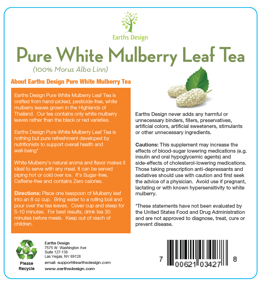 Cassandra M S Place White Mulberry Tea Review Giveaway