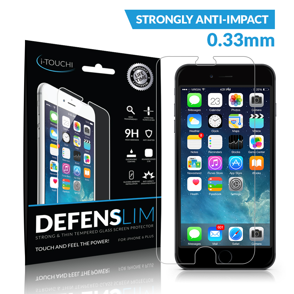 Iphone 6 Screen Protector Or Not Led Tv Repair In Jaipur Uhd 4k Smart Tv Nu8000 Series 8 Indoor Hdtv Antenna Target: DEFENSLIM IPhone 6 Plus Screen Protector Review