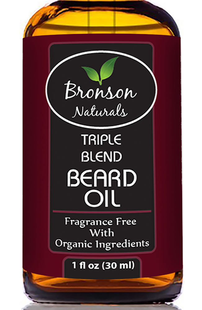 Beard Oil from #bronsonnaturals