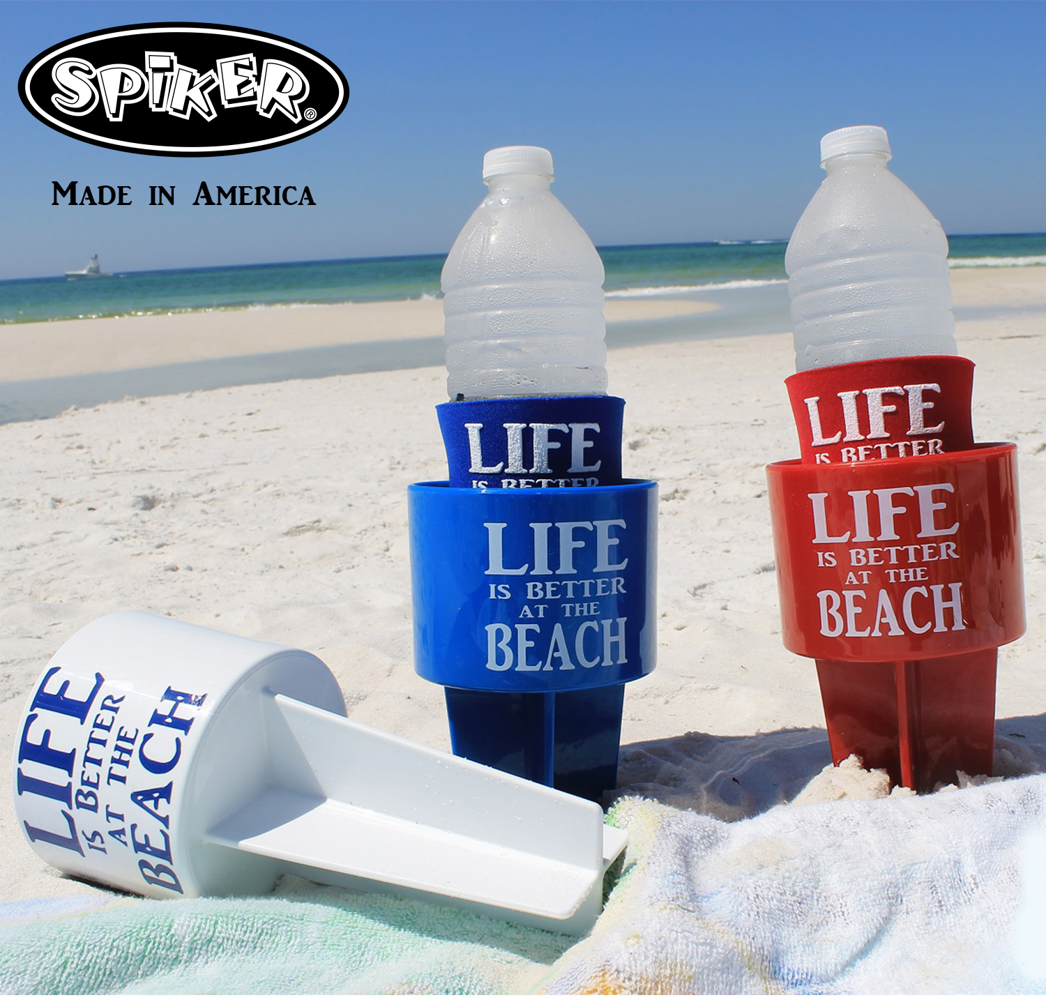 Spiker Lifestyle Holder, Spike It!