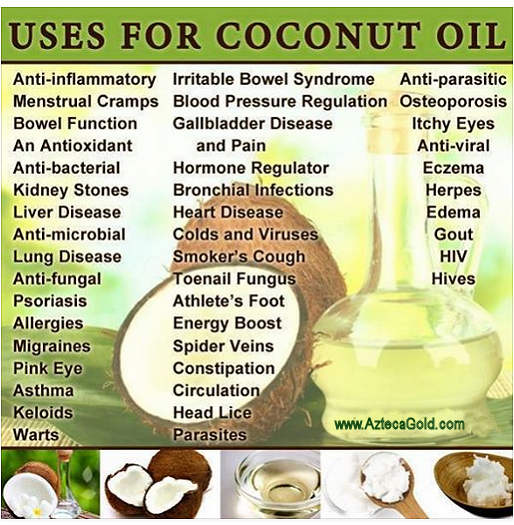 Azteca Gold virgin coconut oil