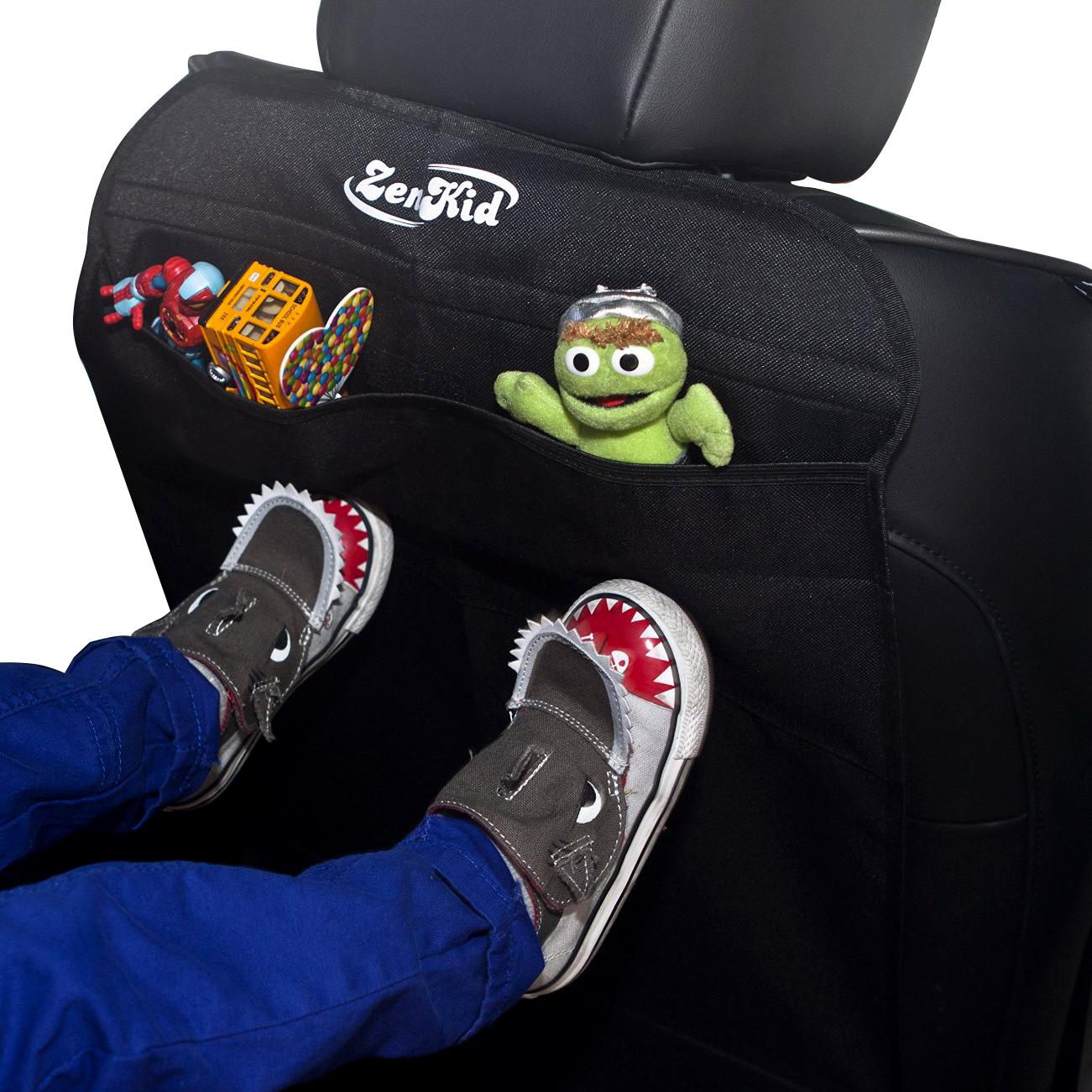 ZenKid Car Kick Mat #zenkidcarkickmat