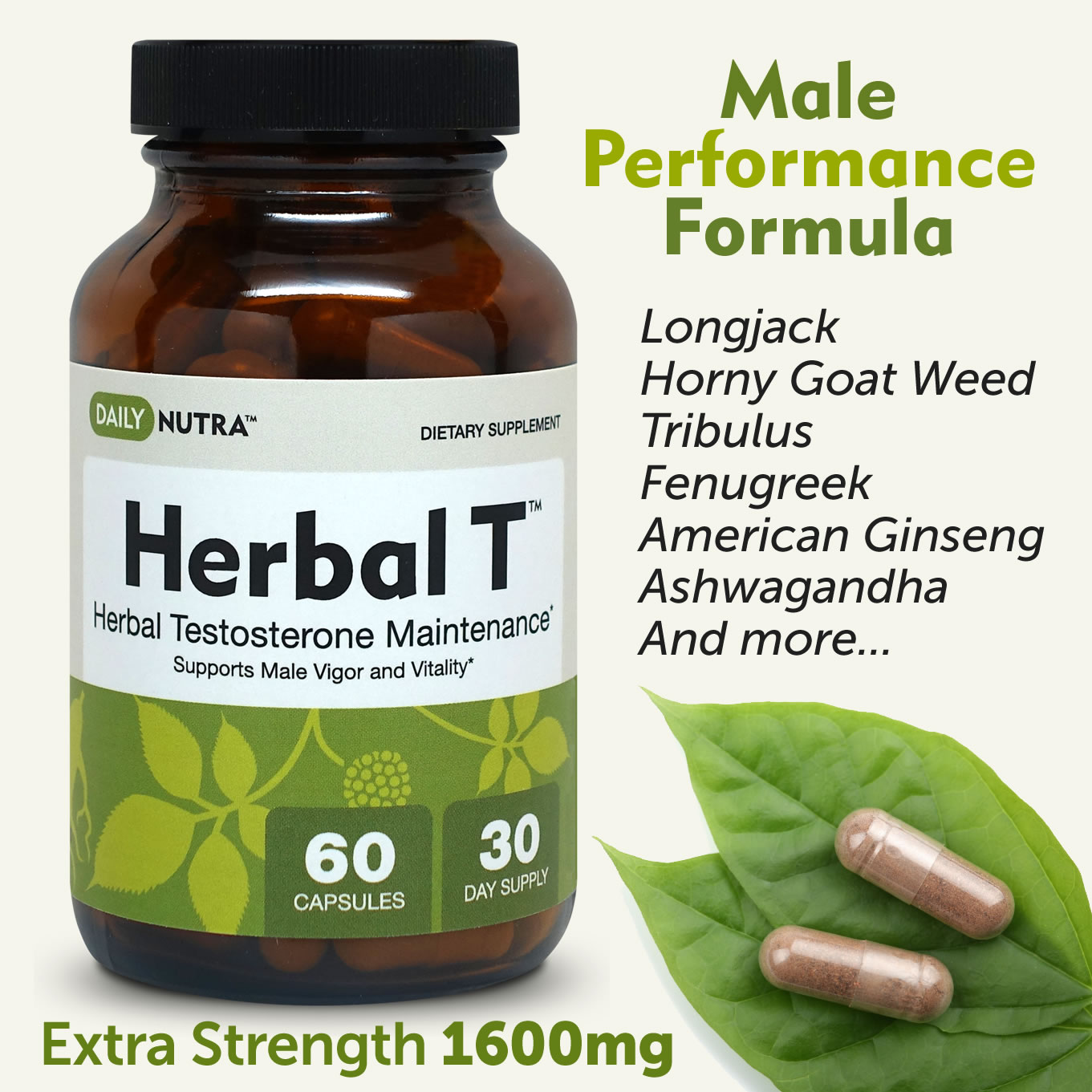 cassandra m 39 s place herbal t male performance formula review. Black Bedroom Furniture Sets. Home Design Ideas