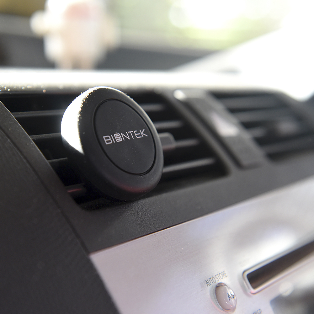 WIN a FREE BionTek Magnetic Car Phone Holder #MagVent