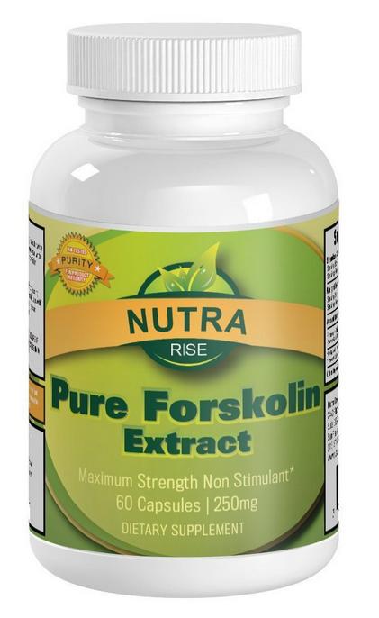 Nutra Rise Forskolin Review + Giveaway