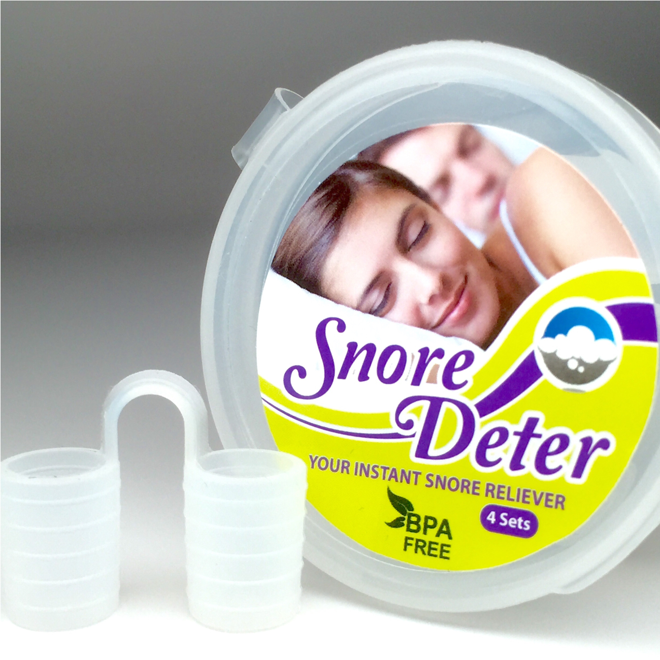 #SnoreDeter is the Best Working Anti Snoring Device Avail!