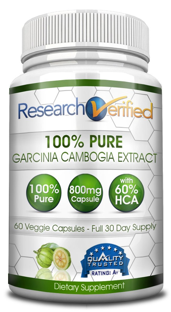 Garcinia Cambogia by Research Verified #dietpills