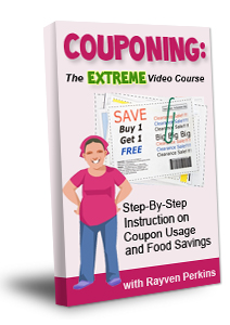 Couponing: The Extreme Video Course
