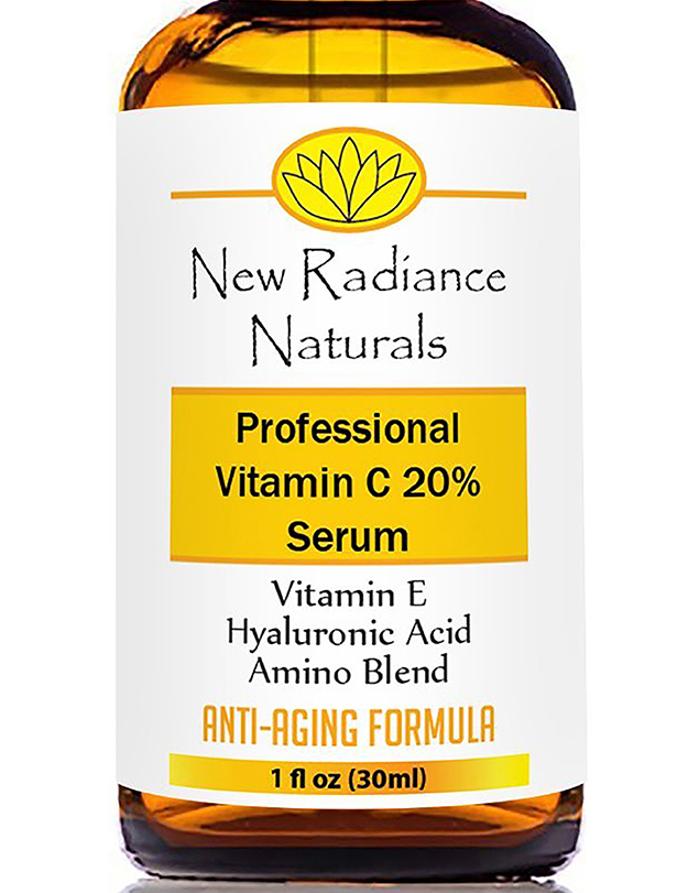 New Radiance Naturals Vitamin C Serum