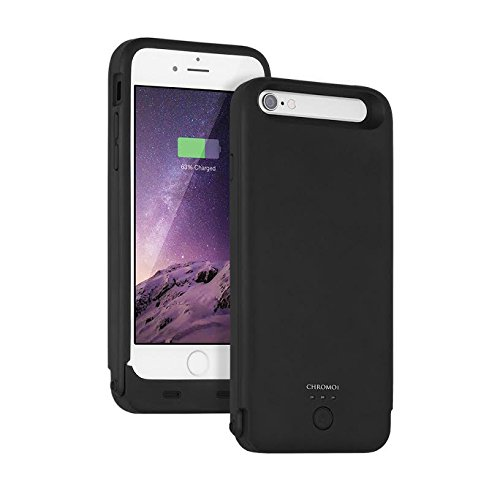iphone 6 battery case review m s place apple mfi certified iphone 6 battery 7610