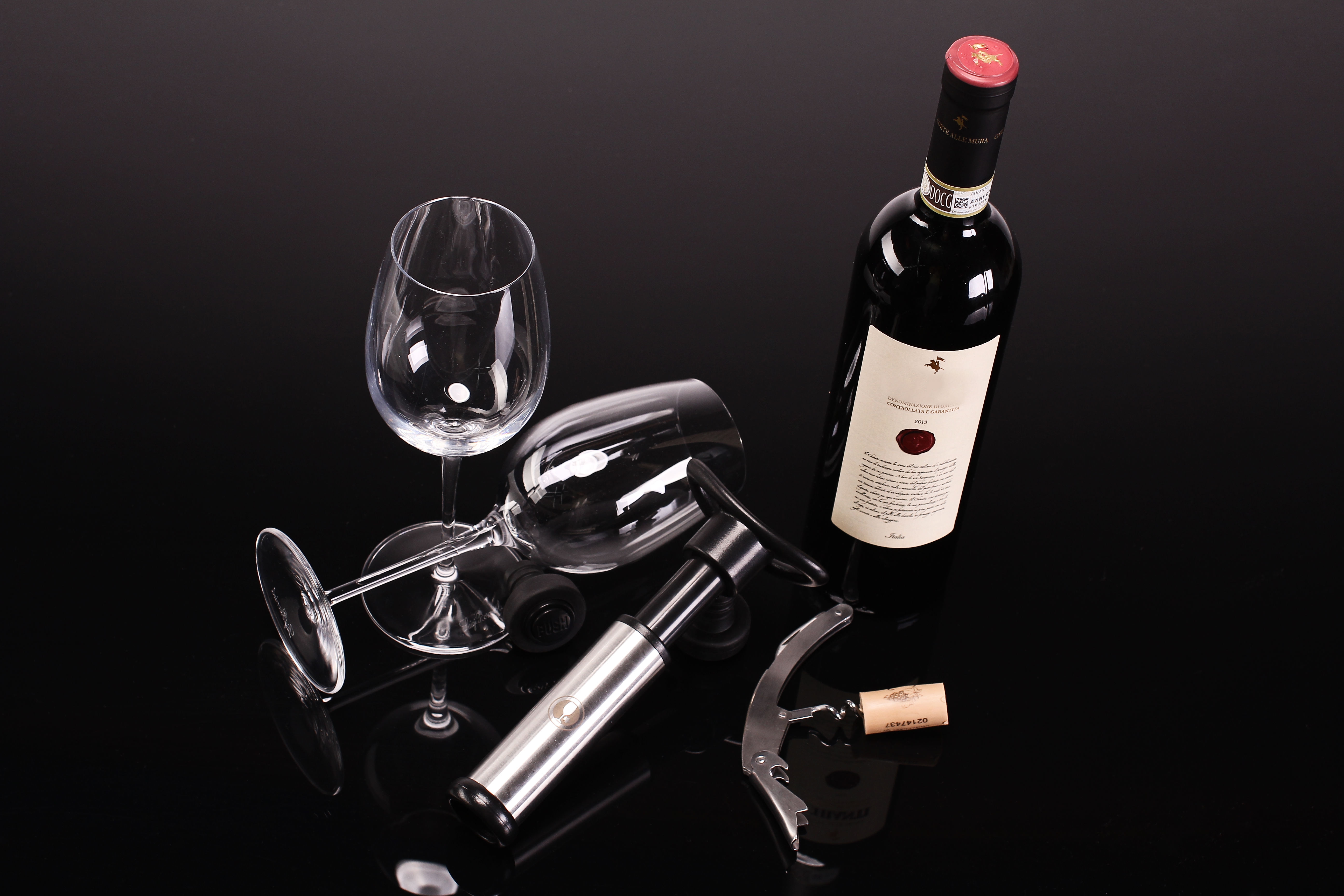 how to keep a bottle of wine after opening