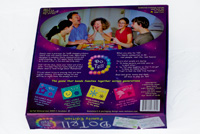 The Do Tell Family Relationship Game changes ordinary family time into quality family time.