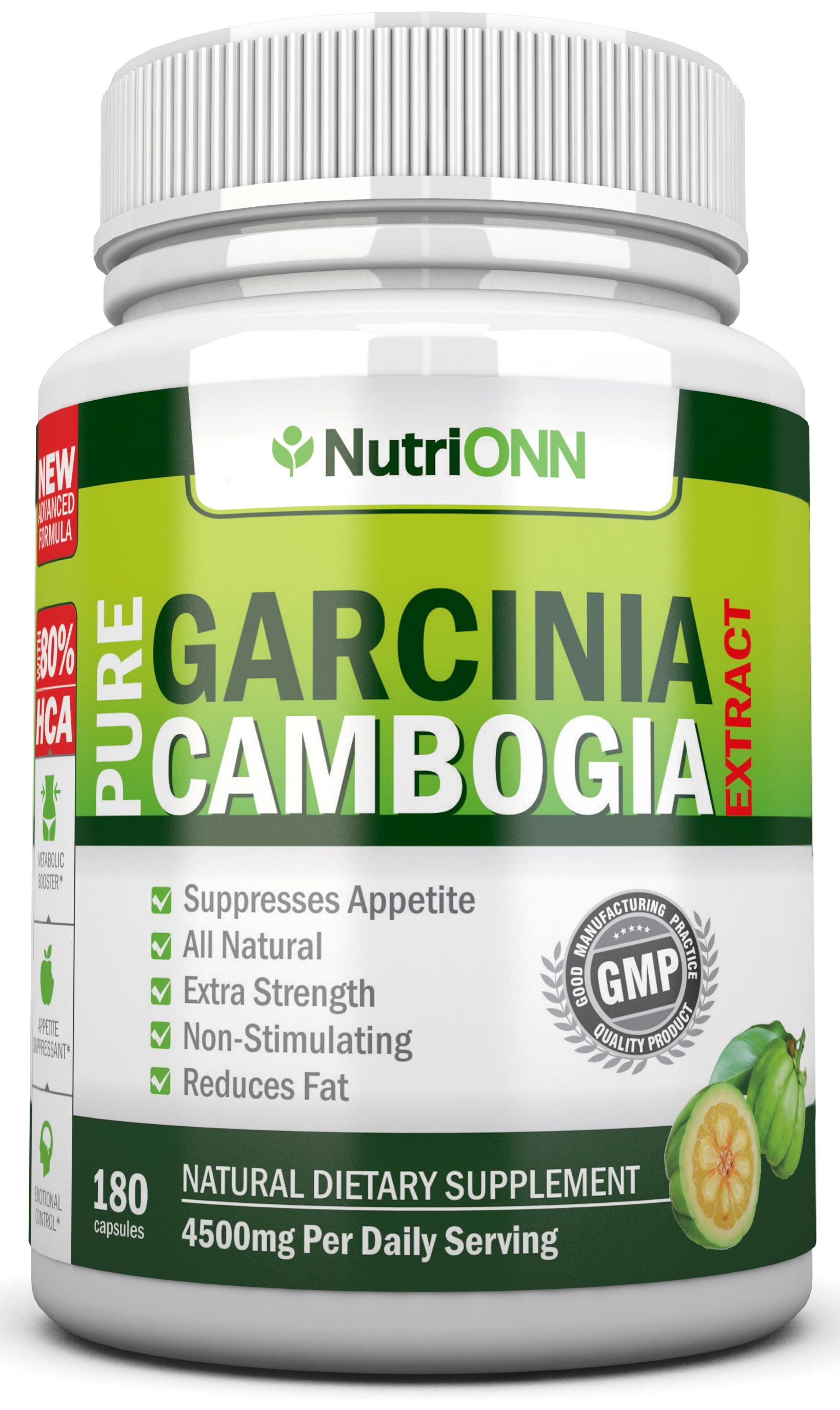 NutiONN Garcinia Cambogia