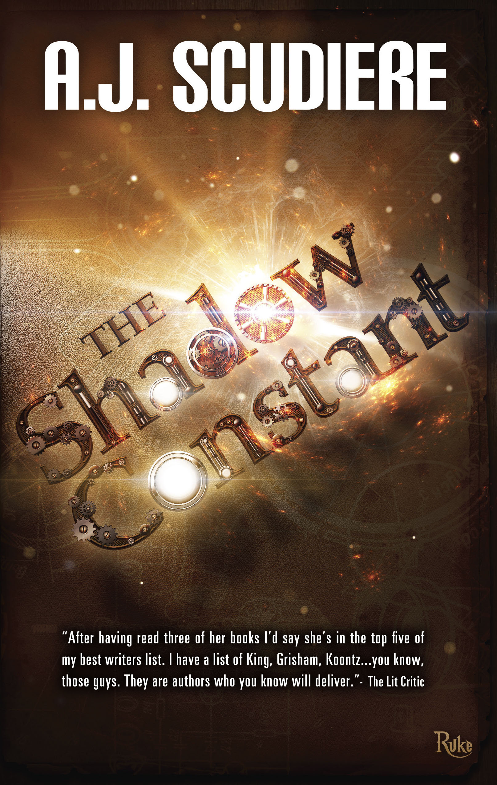 The Shadow Constant by A.J. Scudiere