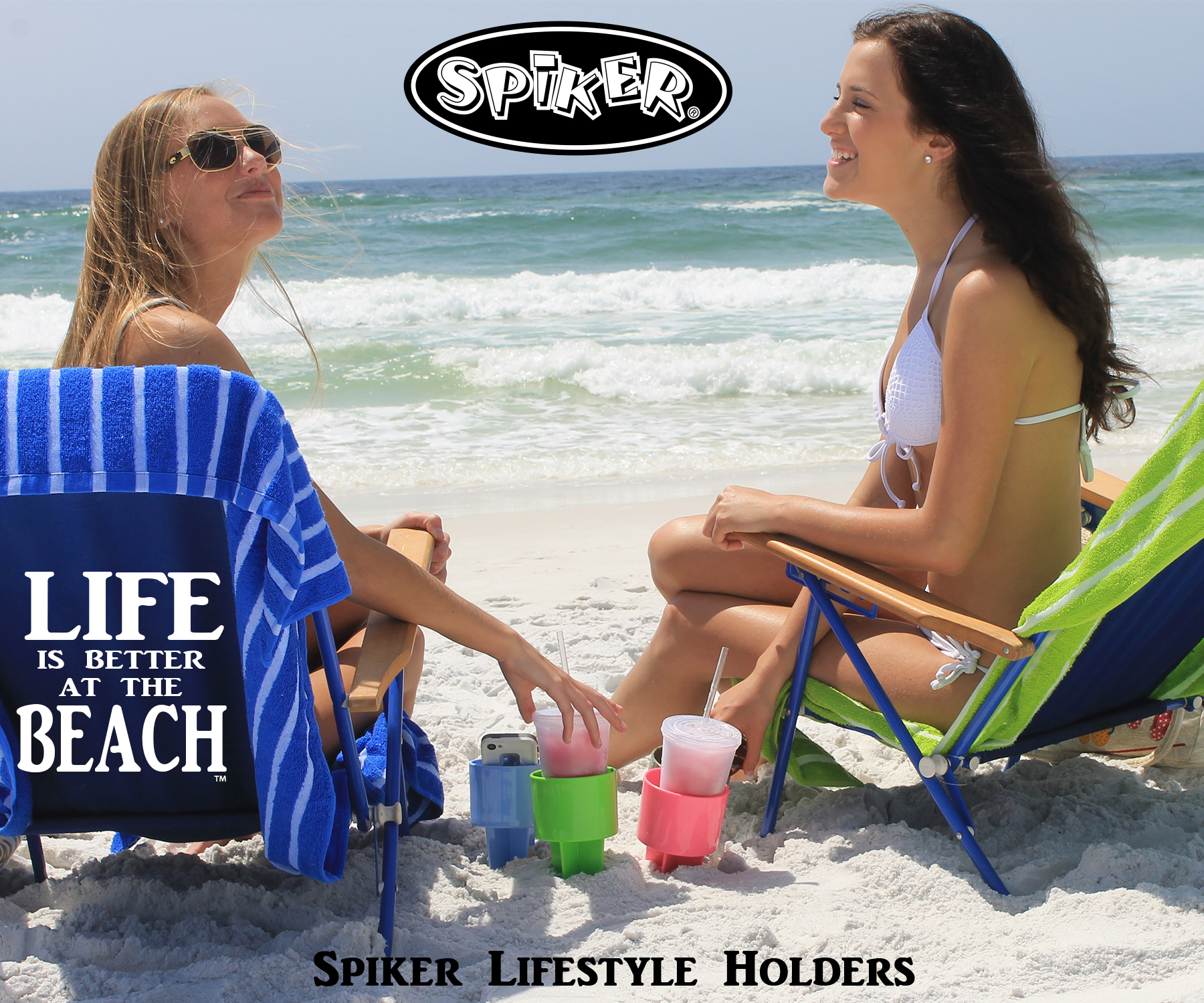 Spikeer Lifestyle Holder, Spike It!