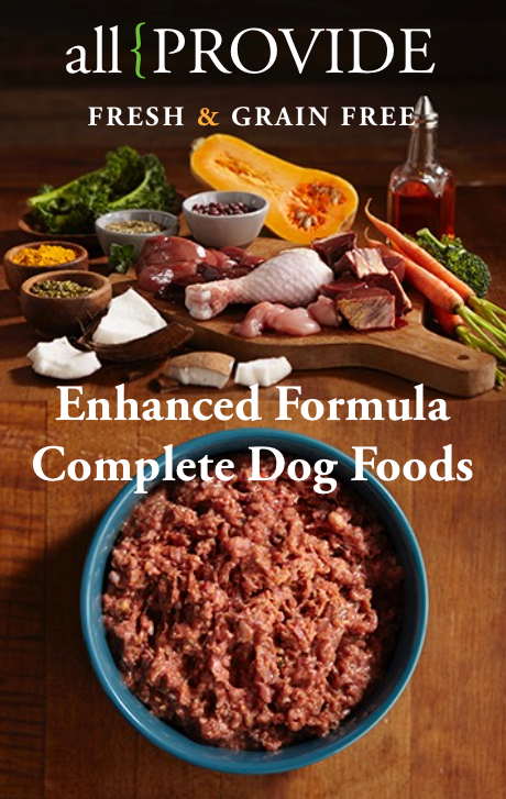 Enhanced Formula Complete Doggy Food