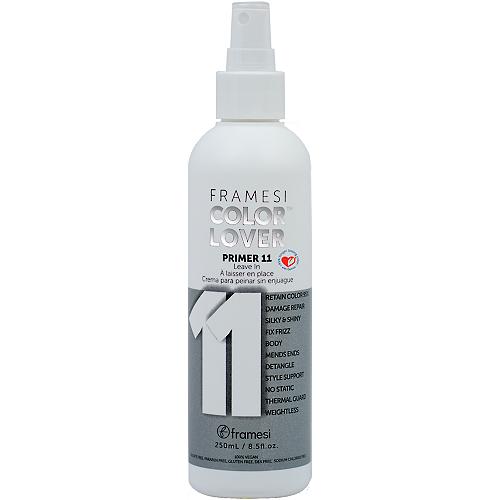 WIN a FREE bottle of FRAMESI COLOR LOVER #PRIMER11