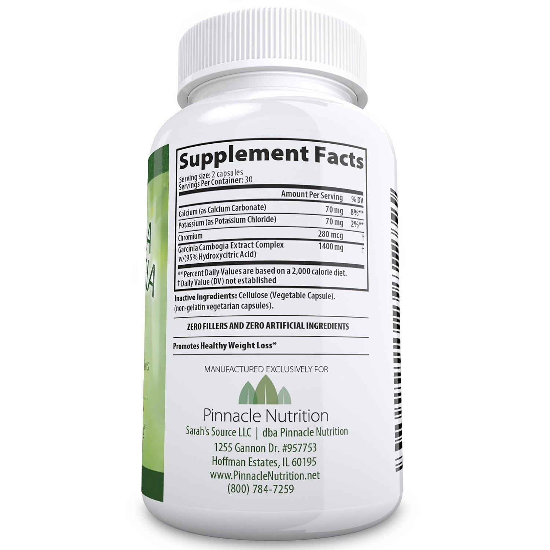 Insanely Potent Garcinia Cambogia 95% HCA Extract #PinnacleGarcinia95HCA