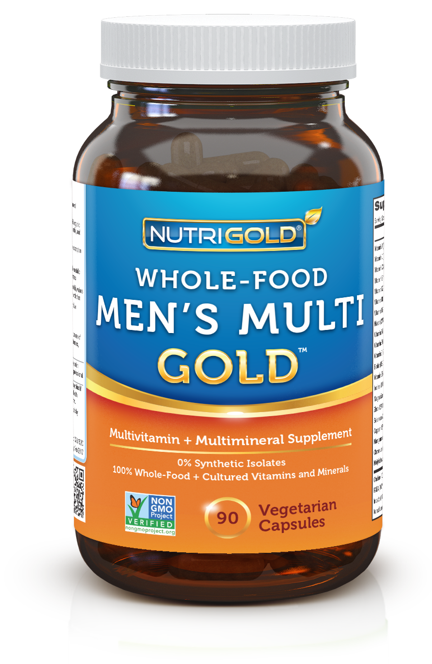 Whole-Food Men's Multivitamin
