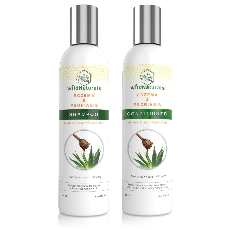 natural shampoo psoriasis
