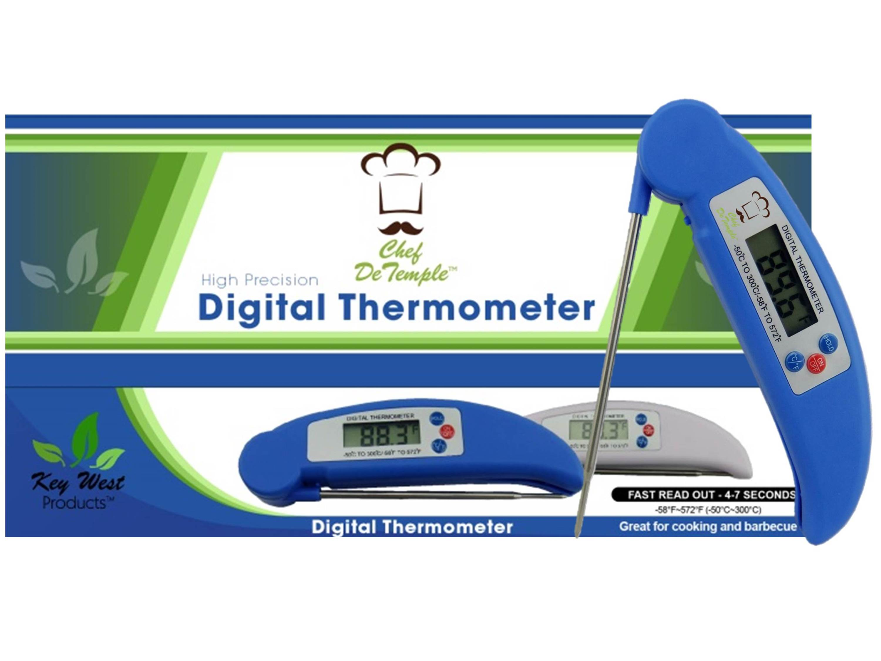 how to use temple thermometer