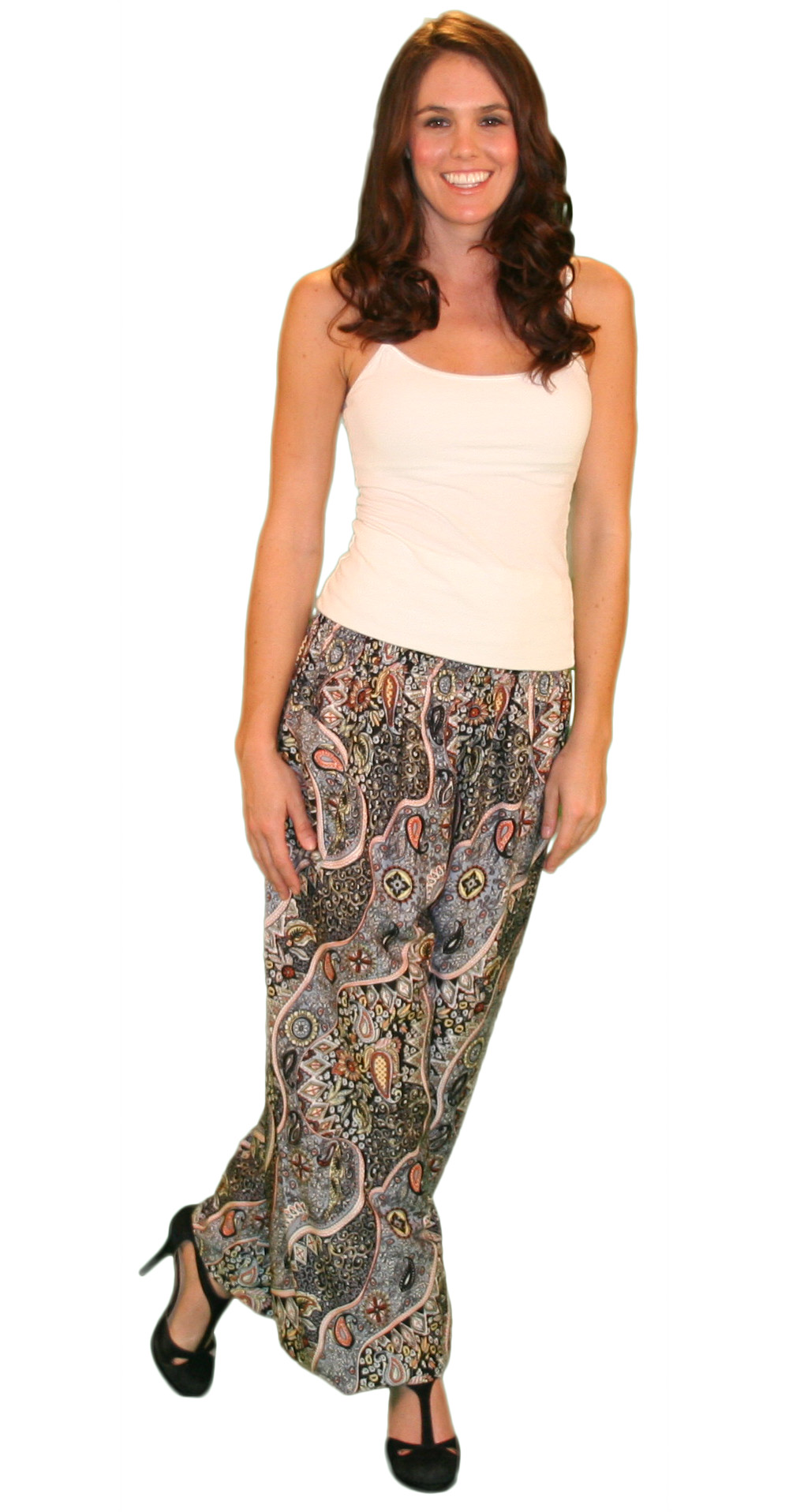 Excellent Womens Harem Pants With Pockets FT1209  Futuro Fashion Ltd